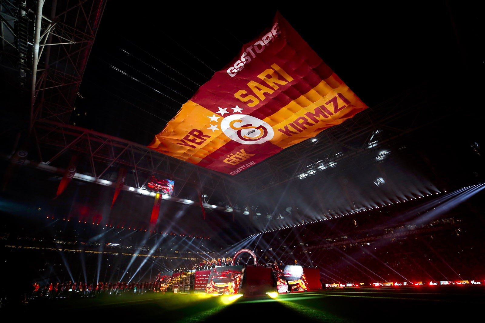 GALATASARAY<br />21th CHAMPIONSHIP CELEBRATION