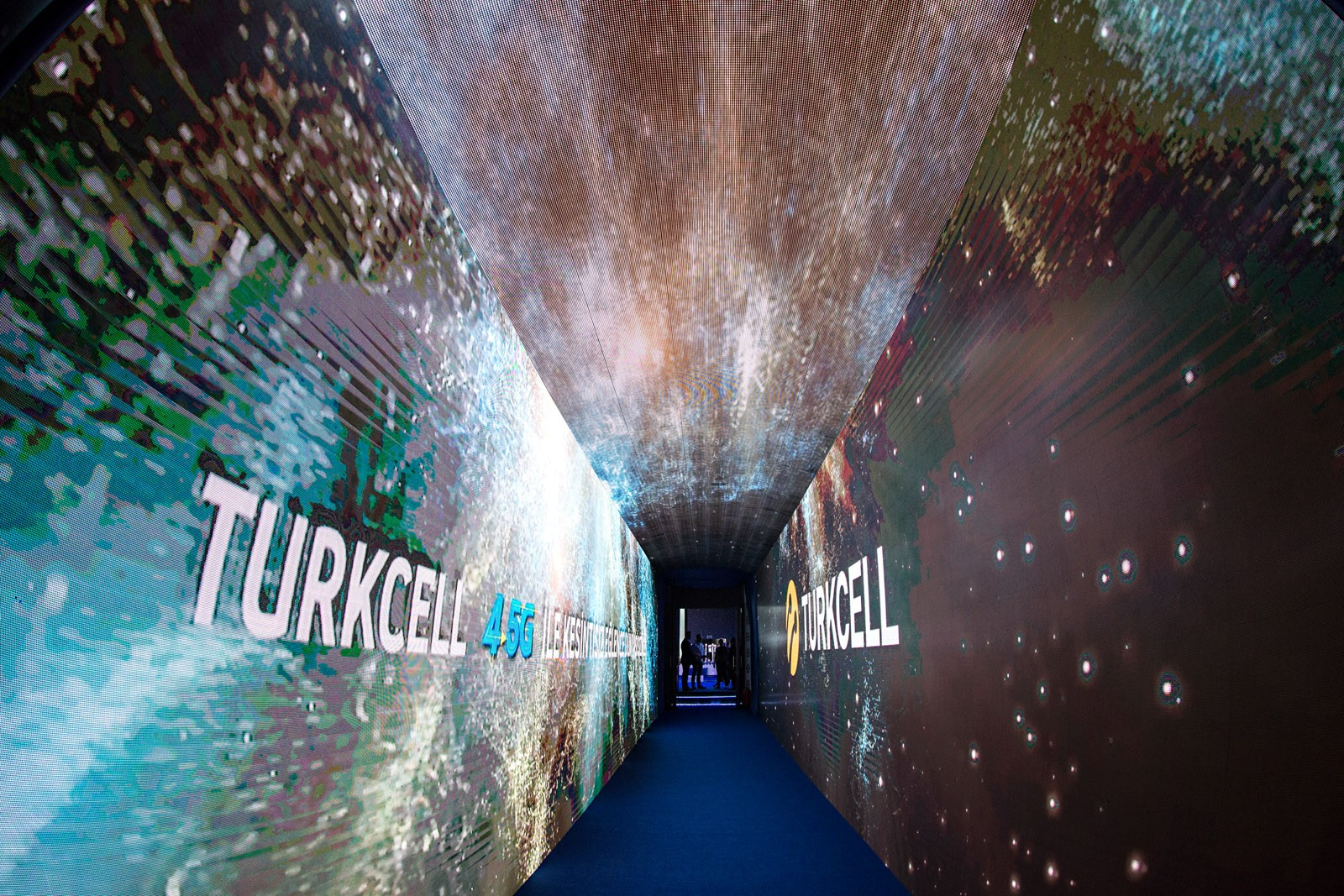 TURKCELL<br />4.5G LAUNCH