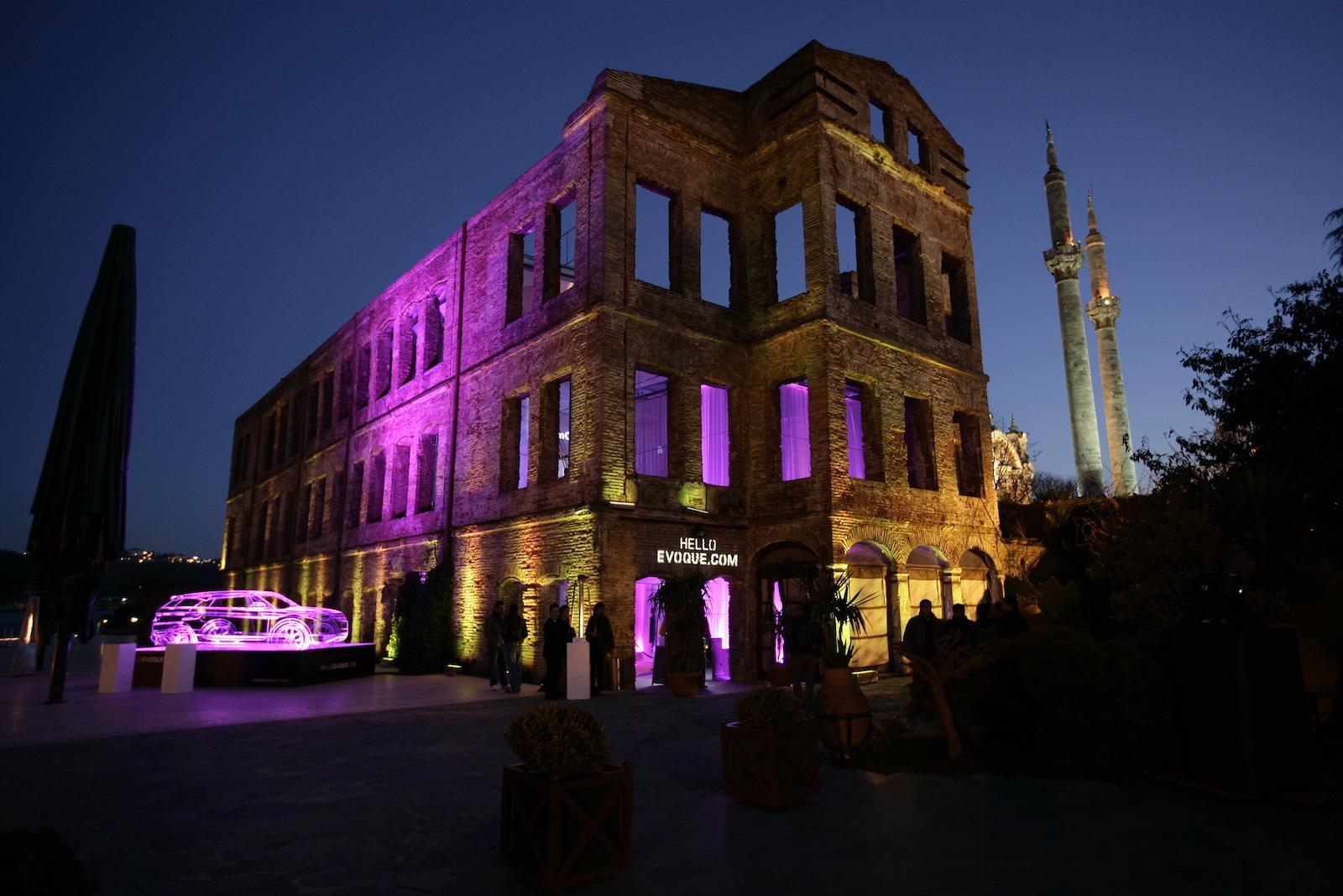April,2011 Esma Sultan Mansion, Istanbul