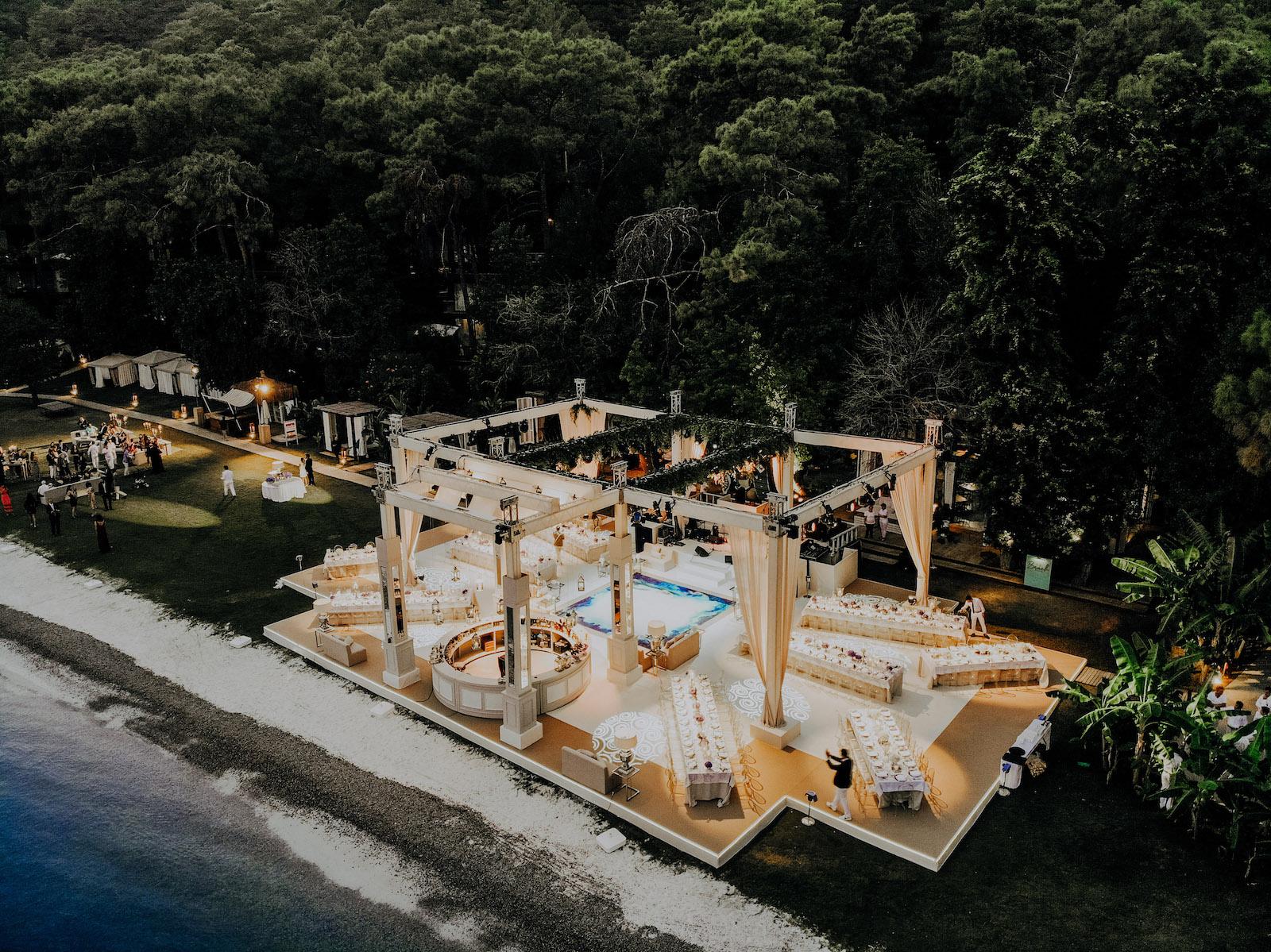 Rixos Göcek Wedding 1 15.09.2018